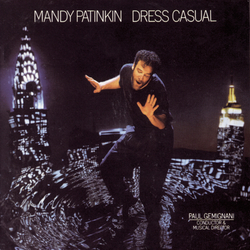 Cover image for Mandy Patinkin: Dress Casual