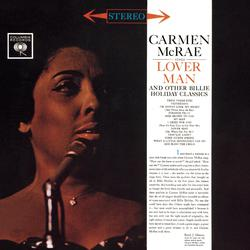 Cover image for Carmen McRae Sings Lover Man And Other Billie Holiday Classics