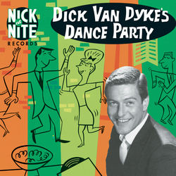Cover image for Dick Van Dyke'S Dance Party