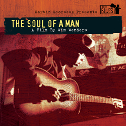 Cover image for The Soul Of A Man - A Film By Wim Wenders