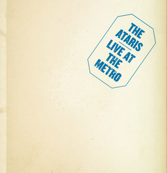 Cover image for Live At The Metro