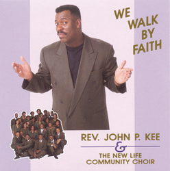 Cover image for We Walk By Faith
