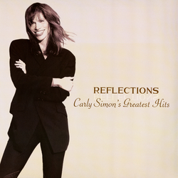Cover image for Reflections Carly Simon's Greatest Hits