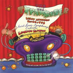 Cover image for The Typewriter:  Leroy Anderson Favorites