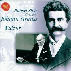 Cover image for Strauss, Johann jr.: Waltzes