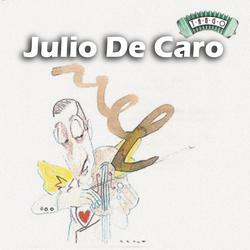 Cover image for Solo Tango: Julio De Caro