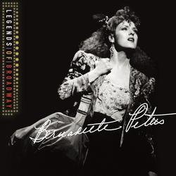 Cover image for Legends of Broadway: Bernadette Peters