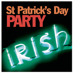 Cover image for St. Patrick's Day Party