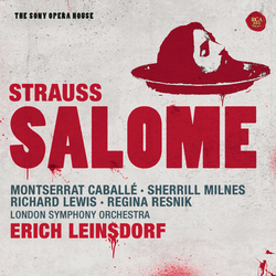 Cover image for Strauss: Salome - The Sony Opera House