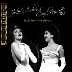 Cover image for Julie Andrews and Carol Burnett: The CBS Television Specials