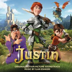 Cover image for Justin and the Knights of Valour (Original Motion Picture Soundtrack)