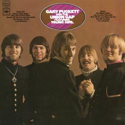 """Cover image for Gary Puckett & The Union Gap Featuring """"Young Girl"""""""