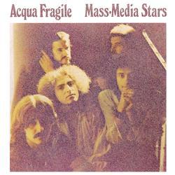 Cover image for Mass-Media Stars