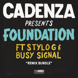 Cover image for Foundation (Remixes) (Remixes)