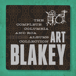 Cover image for Art Blakey: The Complete Columbia & RCA Victor Albums Collectiion