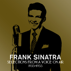 Cover image for Selections From A Voice On Air (1935-1955)