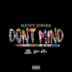 Cover image for Don't Mind  (Explicit)
