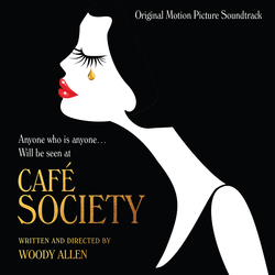 Cover image for Cafe Society (Original Motion Picture Soundtrack)