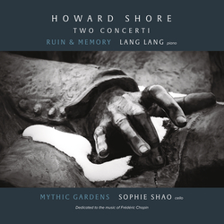 Cover image for Howard Shore: Two Concerti