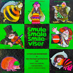 Cover image for Smule Smale Smile-viser