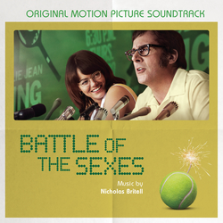 Cover image for Battle of the Sexes (Original Motion Picture Soundtrack)