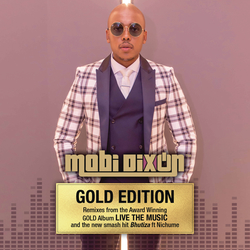 Cover image for Live the Music (Gold Edition)