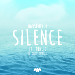 Cover image for Silence (Blonde Remix)