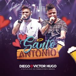 Cover image for Santo Antônio (Ao Vivo)