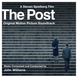 Cover image for The Post (Original Motion Picture Soundtrack)