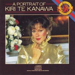 Cover image for A Portrait of Kiri Te Kanawa