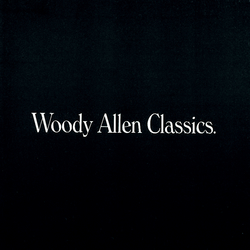 Cover image for Woody Allen Classics