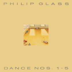 Cover image for Glass: Dance Nos. 1-5