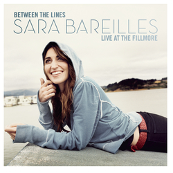 Cover image for Between The Lines: Sara Bareilles Live At The Fillmore