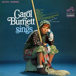 Cover image for Carol Burnett Sings (Expanded Edition)