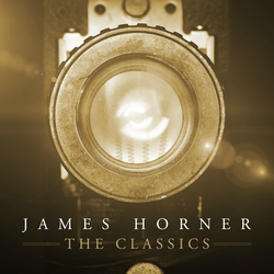 Cover image for James Horner - The Classics