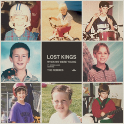 Cover image for When We Were Young (The Remixes)