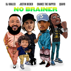 Cover image for No Brainer  (Explicit)