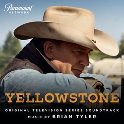 Cover image for Yellowstone (Original Television Series Soundtrack)