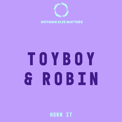 Cover image for Horn It