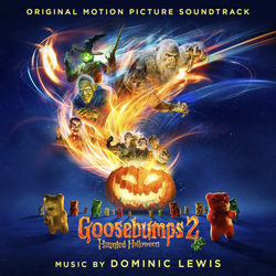 Cover image for Goosebumps 2: Haunted Halloween (Original Motion Picture Soundtrack)