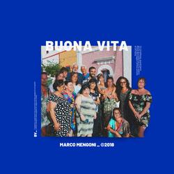 Cover image for Buona Vita