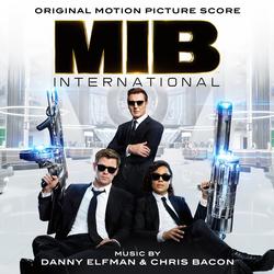 Cover image for Men in Black: International (Original Motion Picture Score)