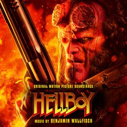 Cover image for Hellboy (Original Motion Picture Soundtrack)