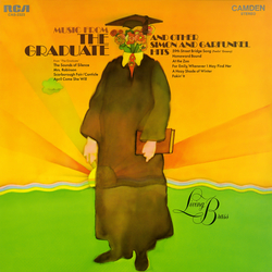"""Cover image for Music from """"The Graduate"""" and Other Simon and Garfunkel Hits"""