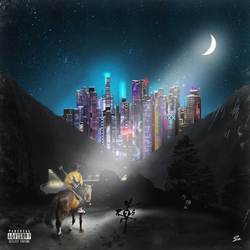 Lil Nas X album cover