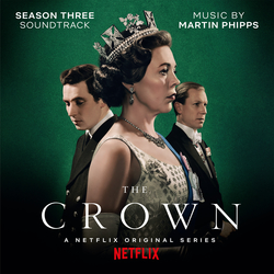 Cover image for The Crown: Season Three (Soundtrack from the Netflix Original Series)