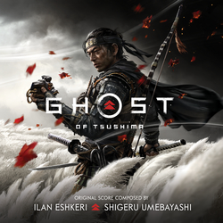 Cover image for Ghost of Tsushima (Music from the Video Game)