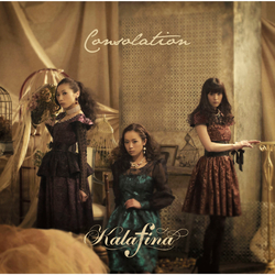 Cover image for Consolation / コンソレーション