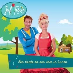 Cover image for Tante en een oom in Laren