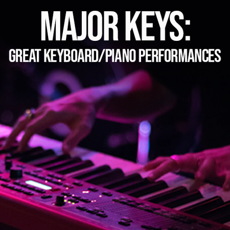 Major Keys: Great Keyboard/Piano Performances